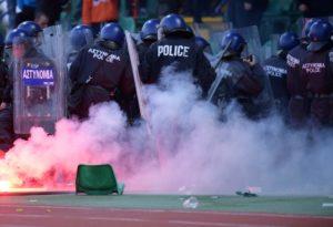 Διαχείριση ασφάλειας αθλητικών εκδηλώσεων